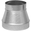 IMPERIAL 10-in Dia x 8-in Dia Duct Reducer
