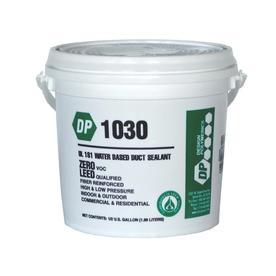 Design Polymerics 64-fl oz Gray Duct Sealant