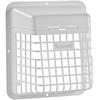 IMPERIAL 4-in Plastic Pest Guard Dryer Vent Cap
