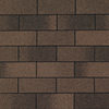 IKO Marathon 32.3-sq ft Dual Brown Traditional 3-Tab Roof Shingles