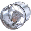 SUNCOURT 6-in x 8-in Galvanized Duct