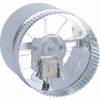 SUNCOURT 6-in x 6-in Galvanized Duct