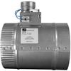 ZoneMaster Damper 6-in dia Galvanized Steel Powered