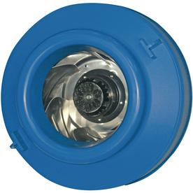 SUNCOURT Centrax Centrifugal Fan 15.75-in Dia ABS Plastic Centrifugal Duct Fan