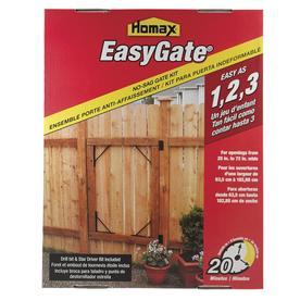 Homax No-Sag Easy Gate Bracket