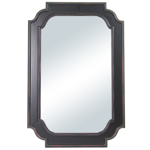 Framed Wall Mirror 24x36 Bath Vanity Home Decor New Ebay