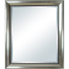 Style Selections Rectangle Framed Wall Mirror
