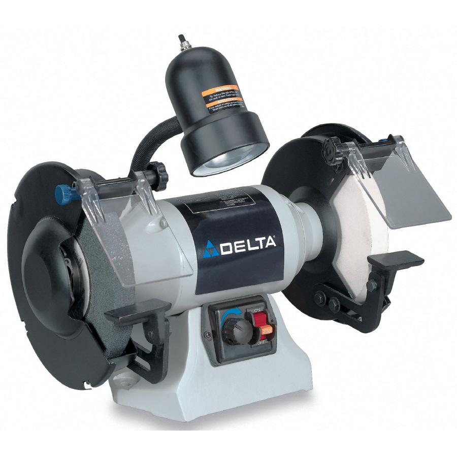 Shop Delta 8 In Variable Speed Grinder At