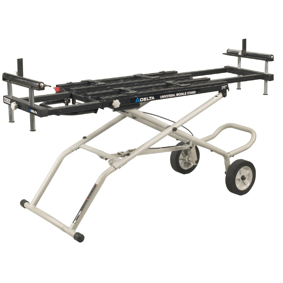 Dewalt Table Saw Stand With Wheels Shop DELTA Universal Miter Saw/Planer Stand at Lowes.com