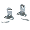 Custom Size Now by Levolor Outside Mount Roller Shade Brackets  (Set of 2)