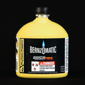 Shop BernzOmatic 55 Oz Quickfire Fuel Cylinder At Lowes