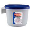 Rubbermaid Quart Plastic Bucket