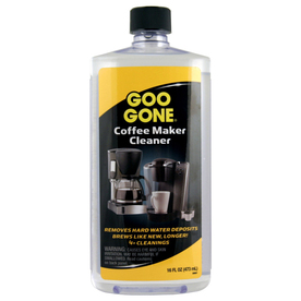 Goo Gone 16-oz. Goo Gone Coffee Maker Cleaner Liquid Cleaner