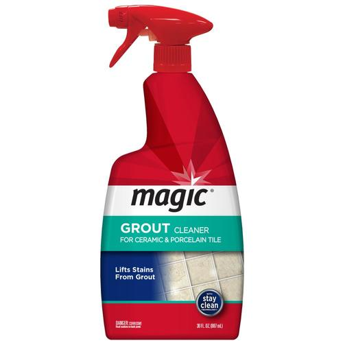 Zoomed: Magic 30 Oz. Grout Cleaner