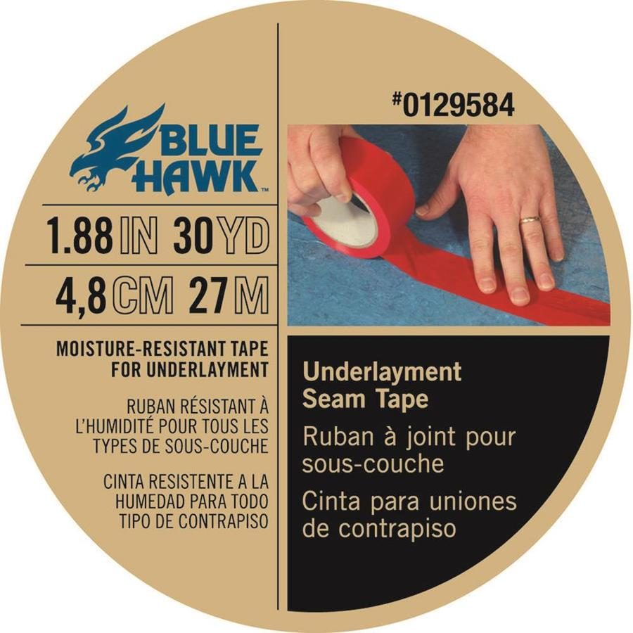 source previous next zoom out zoom in blue hawk underlayment seam tape