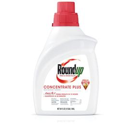 Roundup 64 Oz. Weed and Grass Killer Concentrate Plus