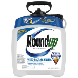 Roundup Pump-N-Go 170.24-oz Weed and Grass Killer Pump 'N Go