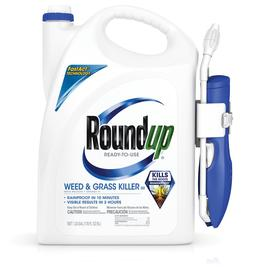 Roundup 1.33-Gallon Ready-to-Use Weed and Grass Killer III with Comfort Wand