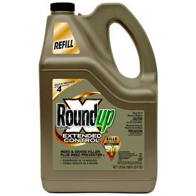 Roundup Extended Control Weed and Grass Killer Plus Weed Preventer