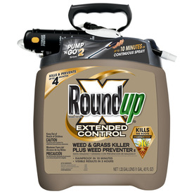 Roundup Extended Control Weed and Grass Killer Plus Preventer
