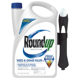 Roundup 170-oz Round Up Weed & Grass Killer Ready to Use 1.33 Gal