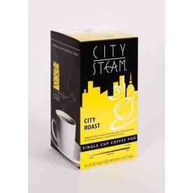 City Steam 18-Pack Regular Blended Single-Serve Coffee