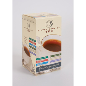 Silver Service 18-Pack Single-Serve Tea Variety Pack