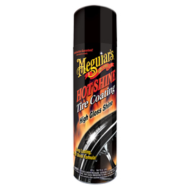 Meguiar's Hot Shine Tire Coating 15-fl oz Car Exterior Cleaner