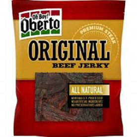 Oberto 3.25-oz Original Beef Jerky Meat Snacks