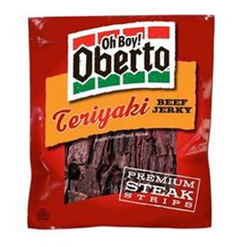 Oberto 3.25-oz Teriyaki Beef Jerky Meat Snacks