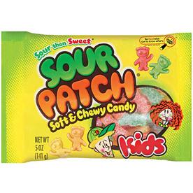 Cadbury 5-oz Sour Patch Kids Soft Confections