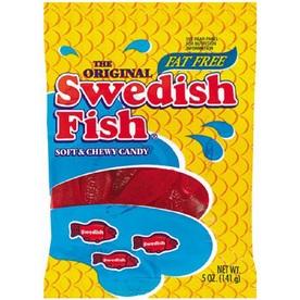 Cadbury 5-oz Swedish Red Fish Soft Confections