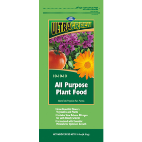 Ultragreen Synthetic All Purpose Food (10-10-10)