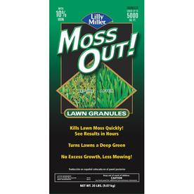 Moss Out! 20 Lbs. Granular Moss and Algae Control Bag