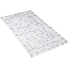 Style Selections Pebble Bath Mat Clear