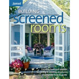 Home Design Alternatives Building Screened Rooms