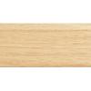 Royal Mouldings Limited 0.813-in x 1.75-in x 8-ft Stain Grade Oak CounteRTOP Edge Moulding (Pattern 0013208002)