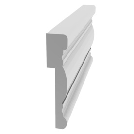 EverTrue Chair Rail Moulding
