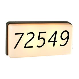 Westek 5.125-in x 10.125-in Address