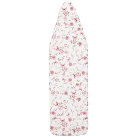Household Essentials Deluxe Spring Meadow Ironing Board Cover