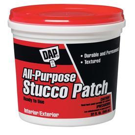 DAP 32-oz All-Purpose Stucco Patch Ready-To-Use