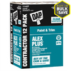 DAP ALEX PLUS 121.2-oz Clear Paintable Latex Window and Door Caulk