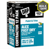 DAP ALEX Fast Dry 121.2-oz White Paintable Latex Window and Door Caulk