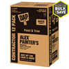DAP 10.1 oz White Latex Window and Door Caulk