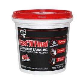 DAP 32 oz Hybrid Polymer Drywall Patching Compound