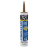 DAP DYNAFLEX 230 10.1-oz Cedar Tan Paintable Latex Window and Door Caulk