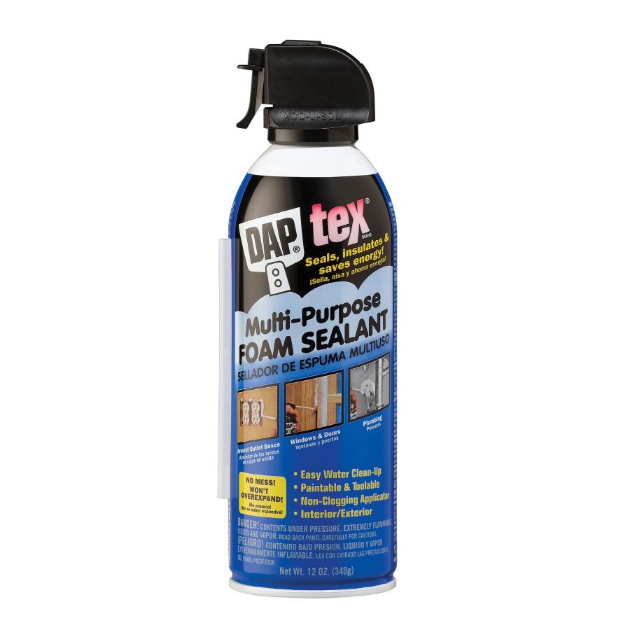 Shop DAP 12 Oz Multipurpose Insulating Foam Sealant At