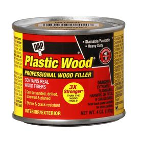 Shop DAP Plastic Wood Natural Solvent Wood Filler at Lowes.com