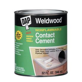 DAP Nonflammable Contact Cement
