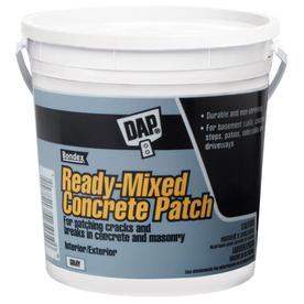 DAP 128-oz Ready-Mixed Concrete Patch